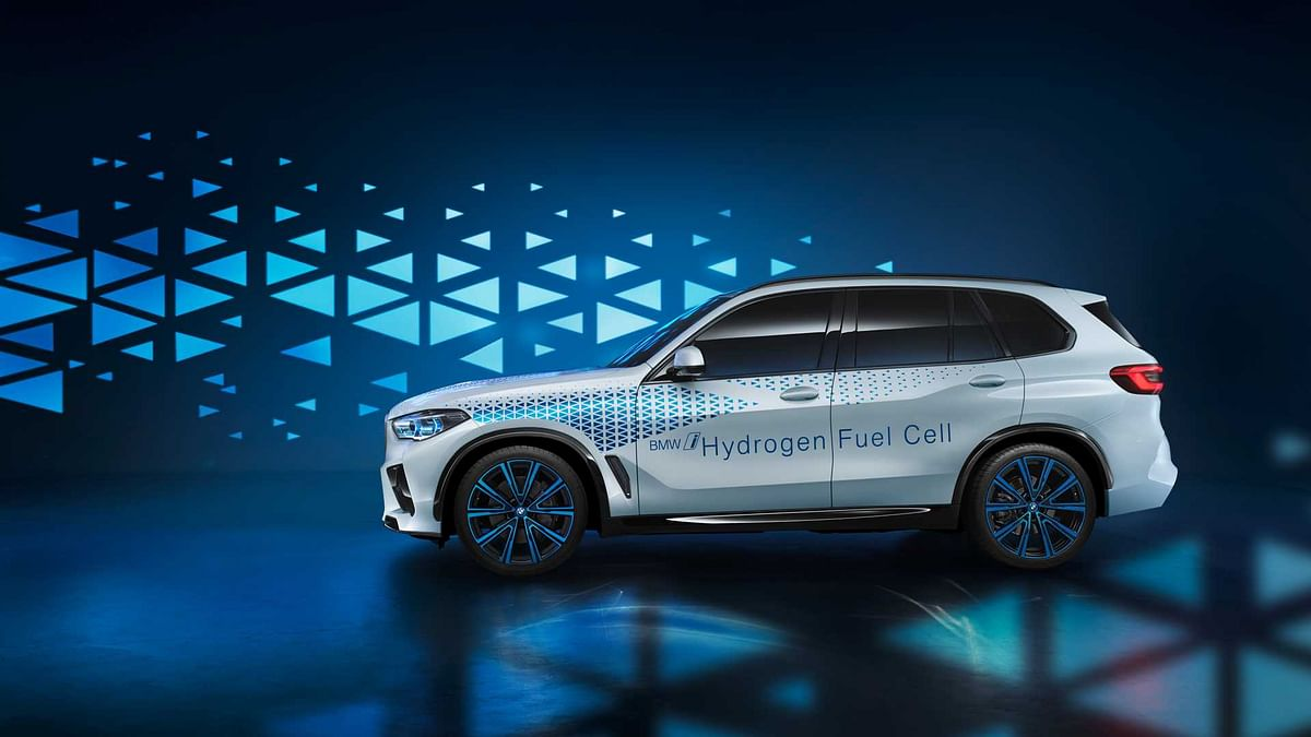 BMW, with this fuel cell technology, looks to attain mass-market appeal