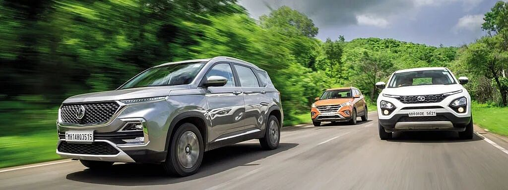 In just five years, SUV launches in India have sky rocketed