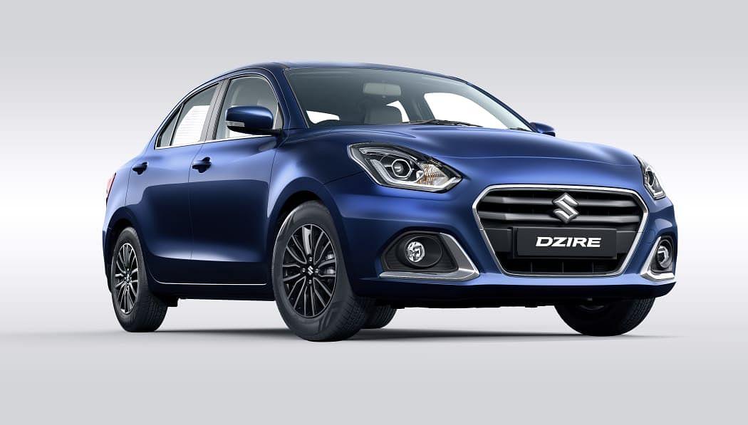 Maruti Suzuki launches Dzire facelift