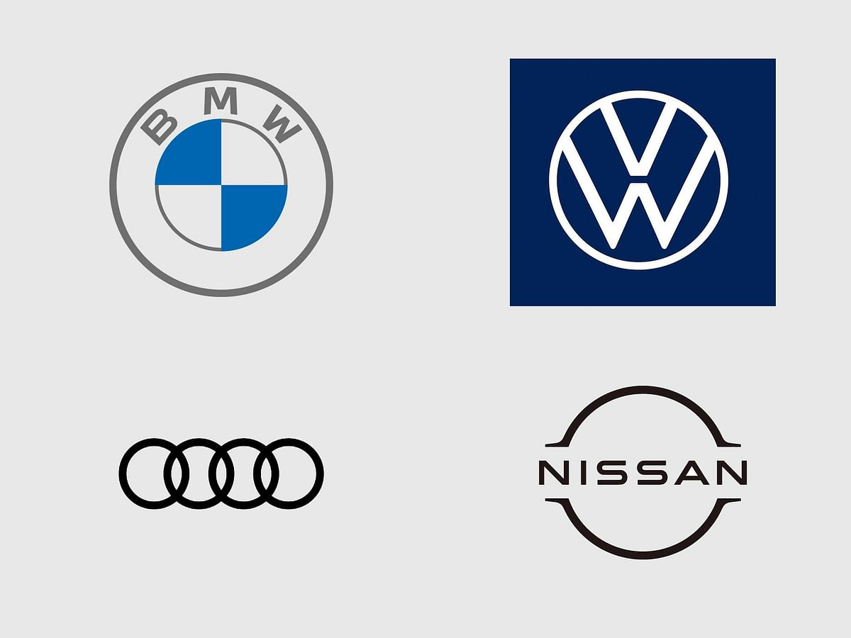 Flat design is where a lot of car companies are heading with their logos