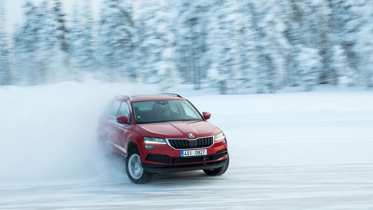 Skoda opens up bookings for the Karoq SUV!