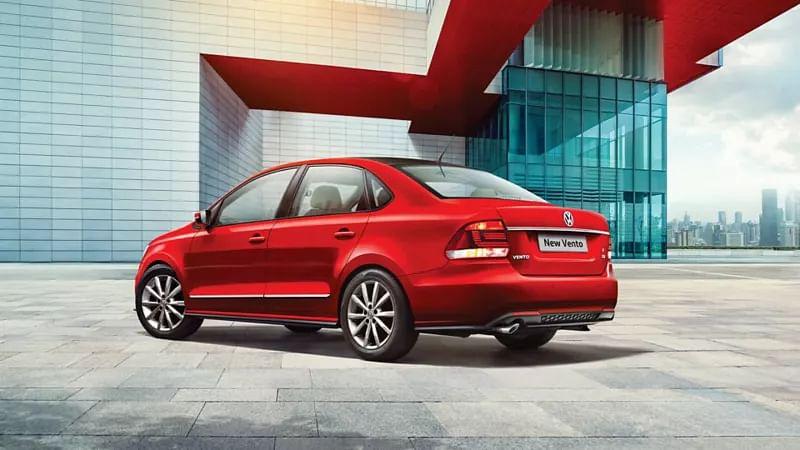 2020 BS6 Volkswagen Vento