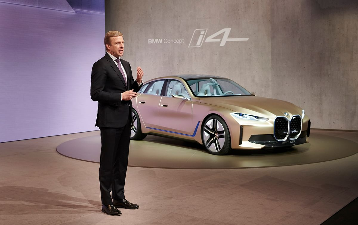 BMW Group plans over 30 billion euros on future-oriented technologies up to 2025