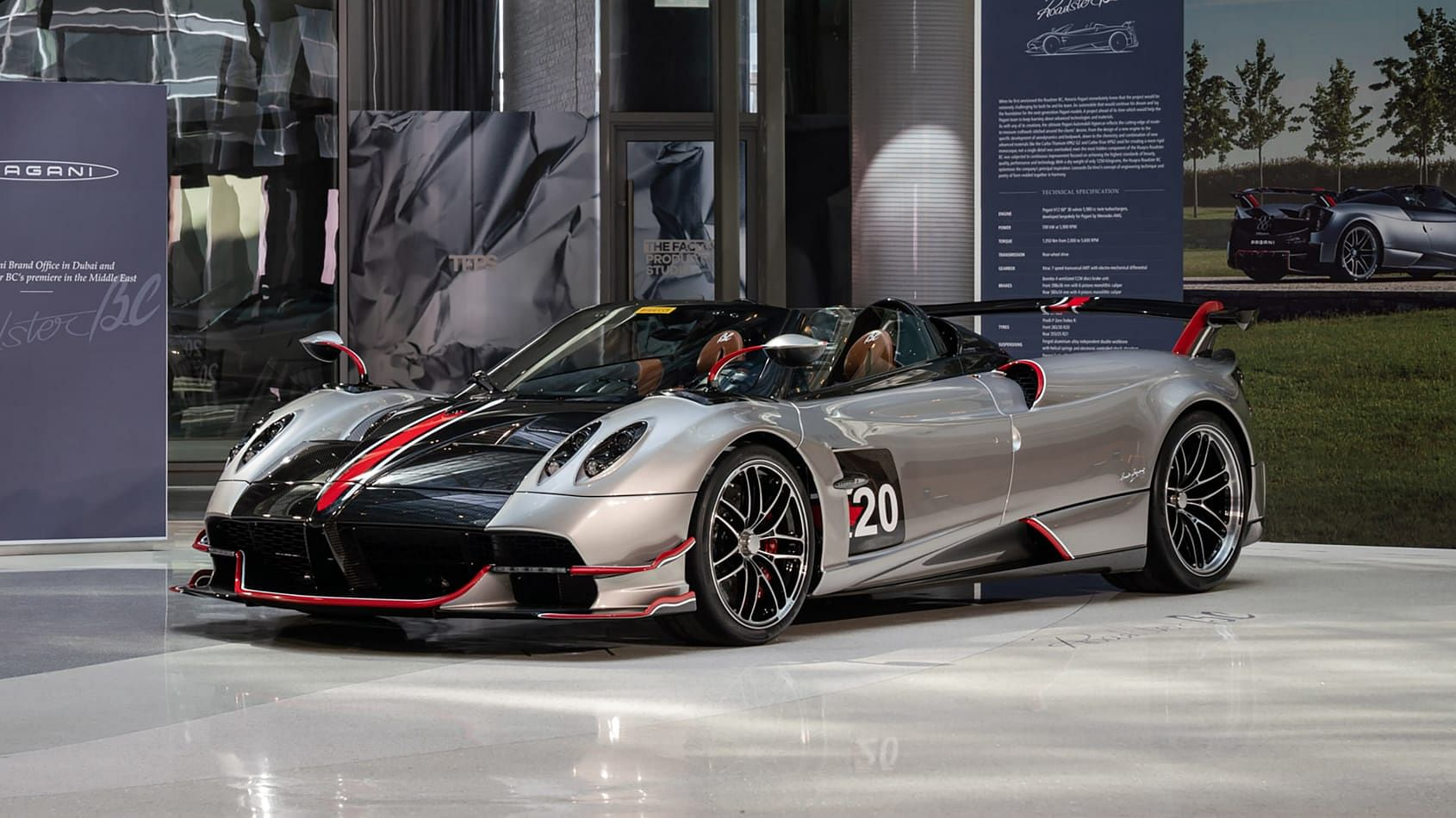 Pagani Huayra Bc Roadster Revealed With 2 8m Price