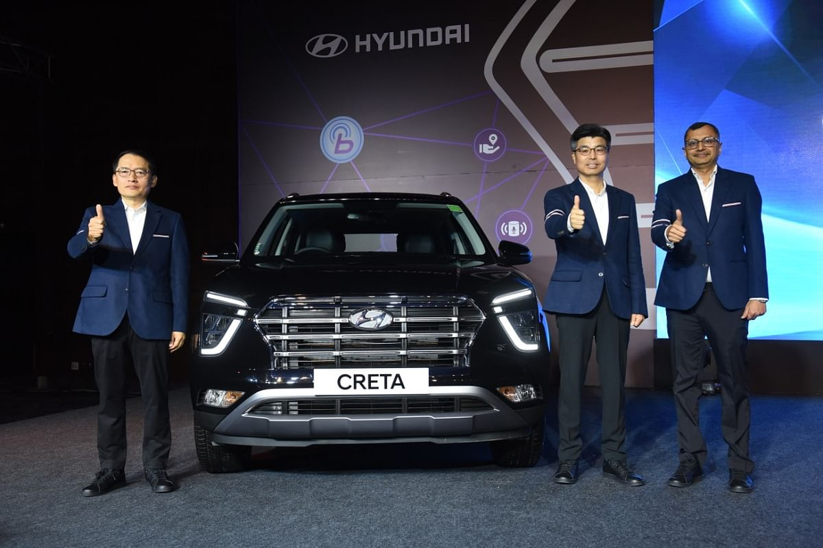 Hyundai Creta launched at Rs 9.99 Lakh