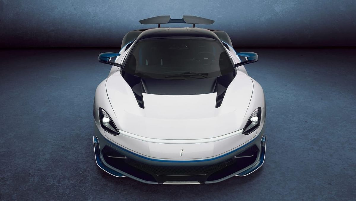 Pininfarina Battista Anniversario limited edition revealed