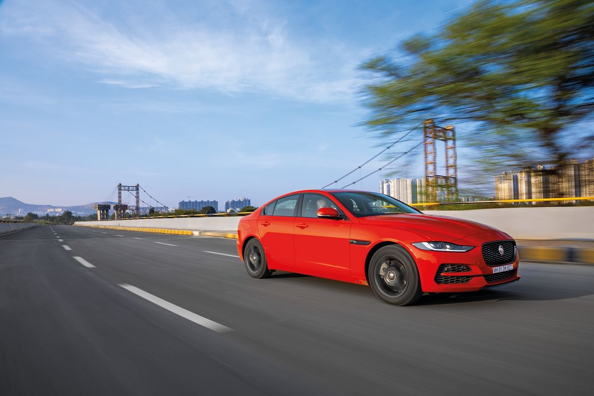2020 Jaguar XE First Drive Review