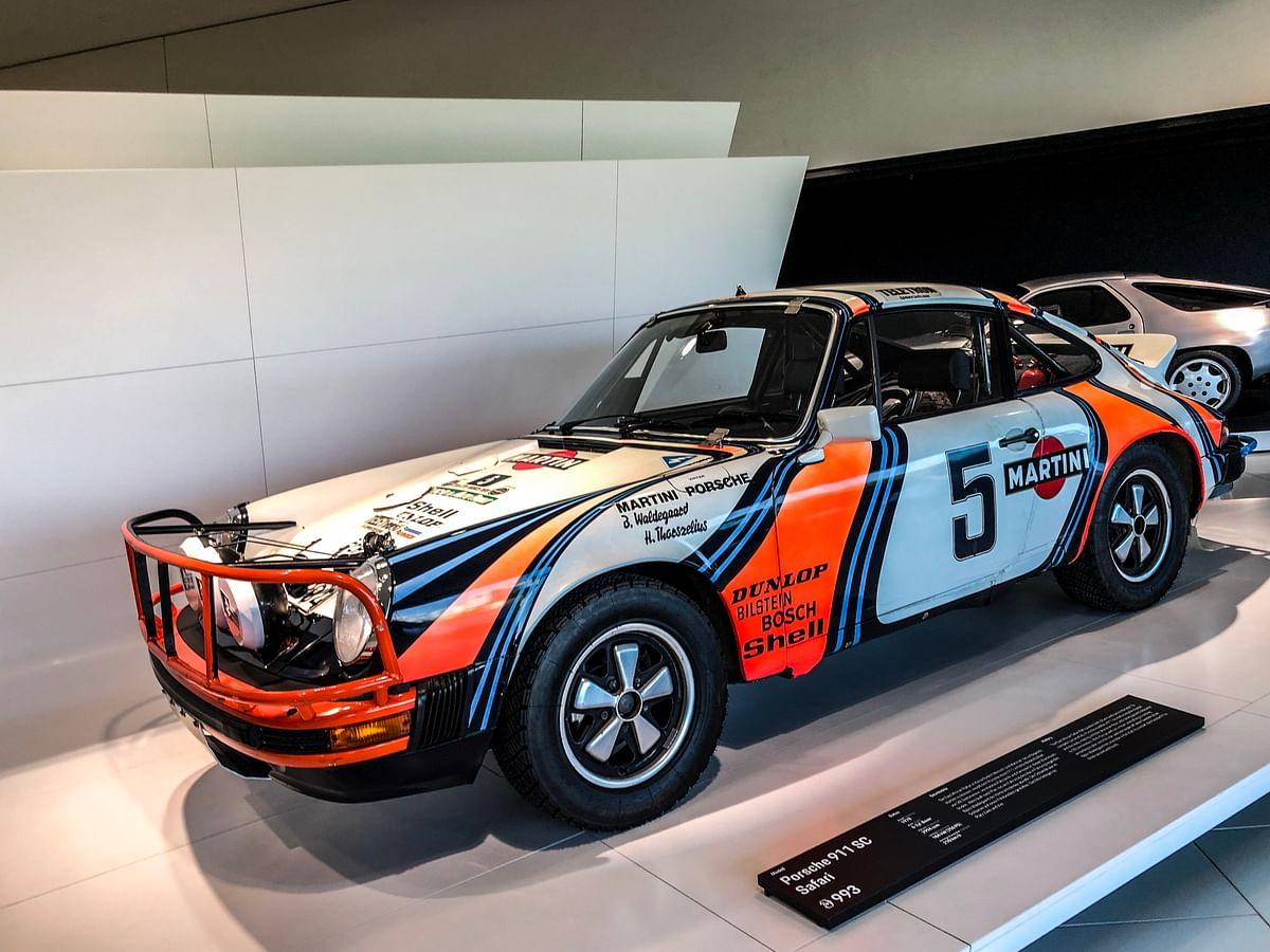 911 SC Safari from 1978