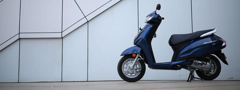 Honda Motorcycle & Scooter India resumed two-wheeler dispatches in May and closed the month with total sales of 54,820 two-wheelers.