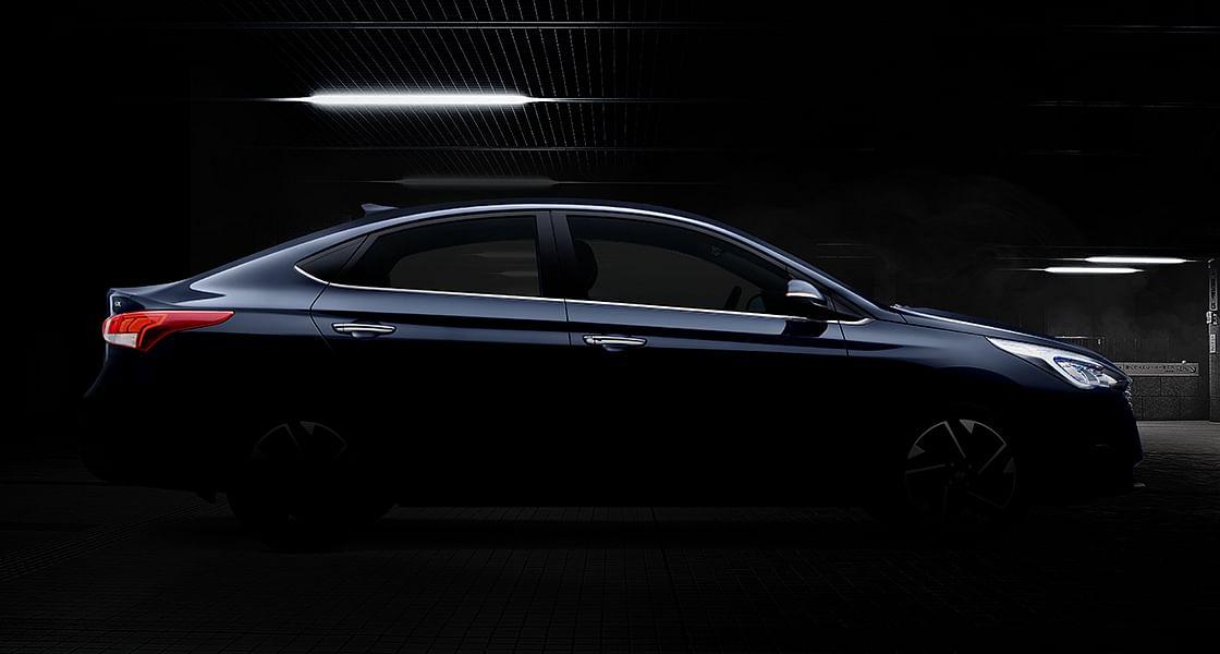 Hyundai teases Verna facelift