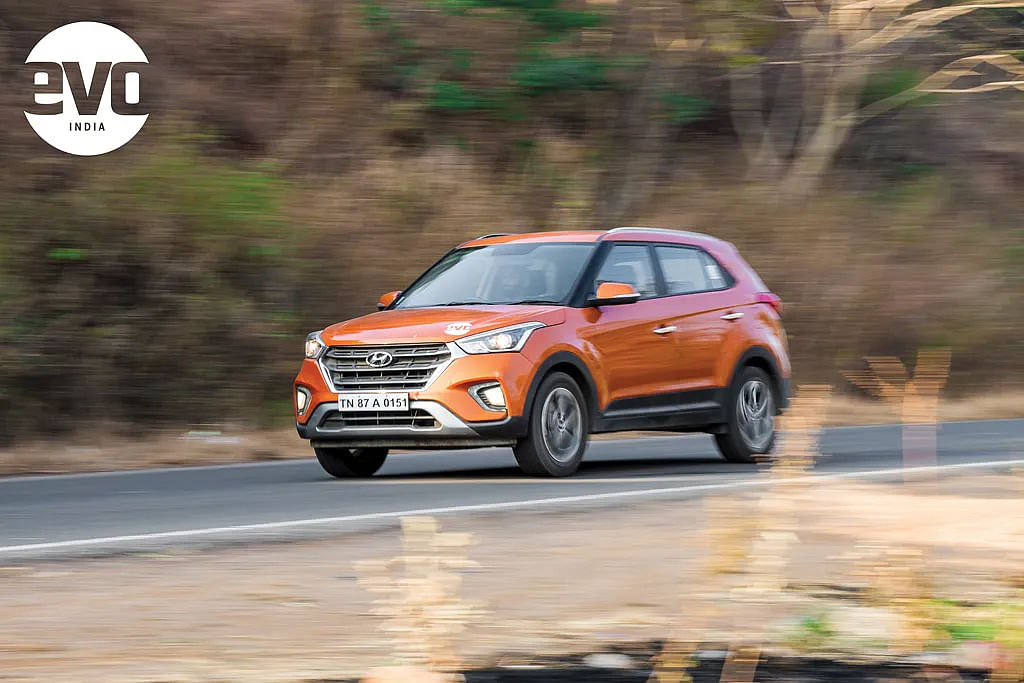 Even today, the Hyundai Creta is omnipresent on Indian roads
