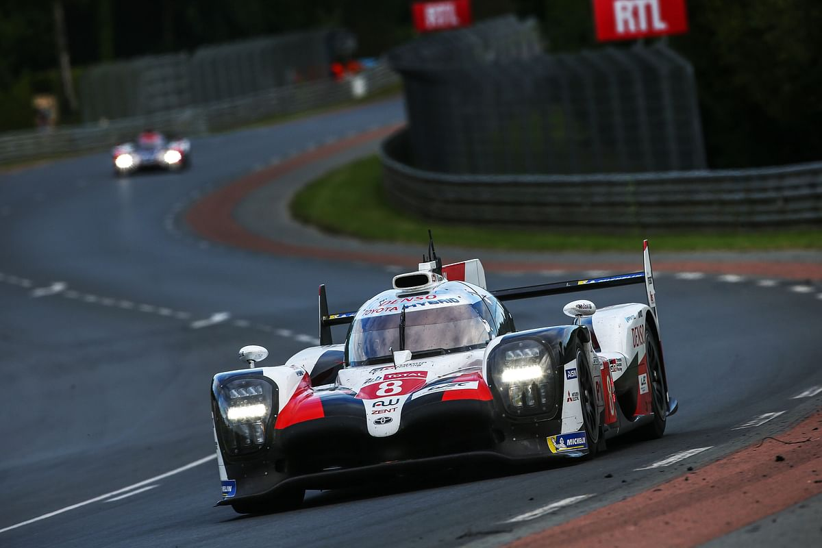 Motorsport events take a backseat as the coronavirus pandemic continues