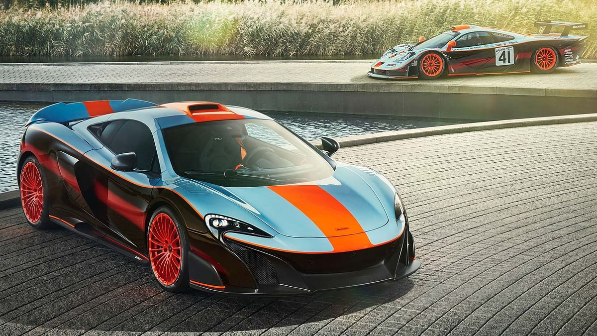 Legend of the Longtail: McLaren's high performance LT cars explained