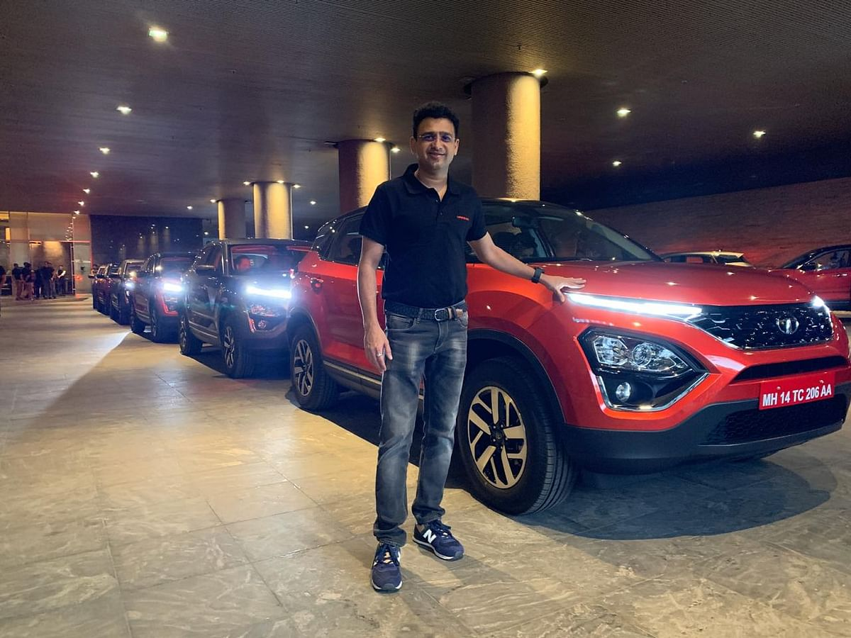 """We want to really recover on lost opportunities,"" says Vivek Srivatsa, Marketing Head, Tata Motors"