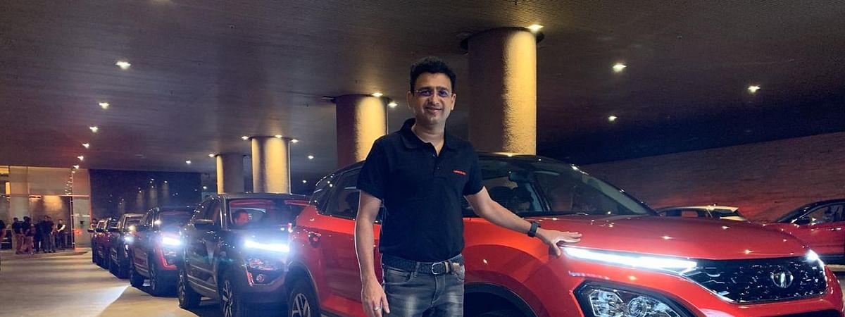 Marketing head of Tata Motors
