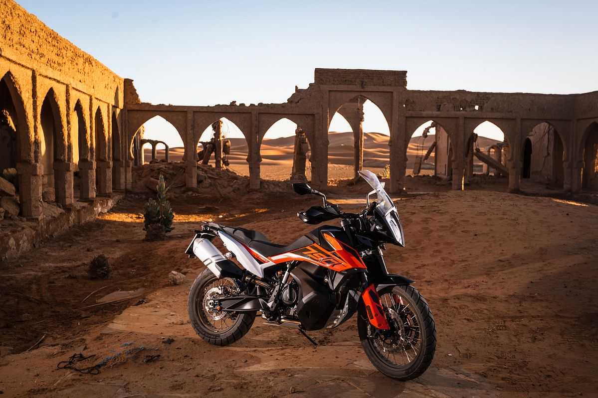 The 790 Adventure could be another success story in the waiting.
