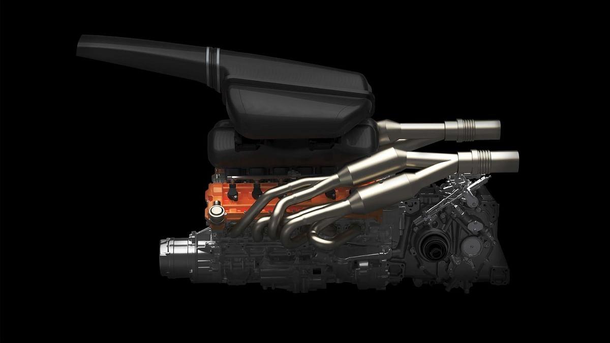 GMA T.50 engine profile