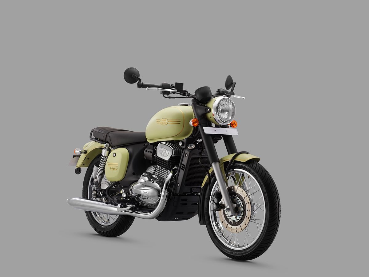 Jawa and Forty Two BSVI models launched