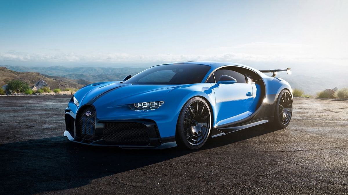 Bugatti Chiron Pur Sport revealed
