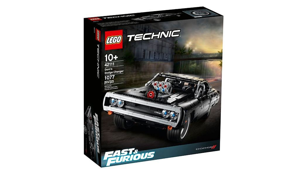 Fast and Furious fans will not be disappointed once they start assembling this.
