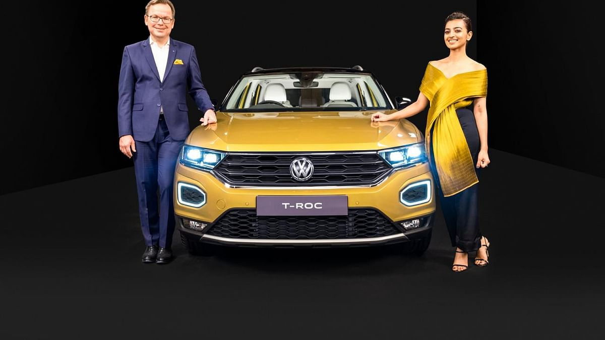 Volkswagen India's second SUV launch this year