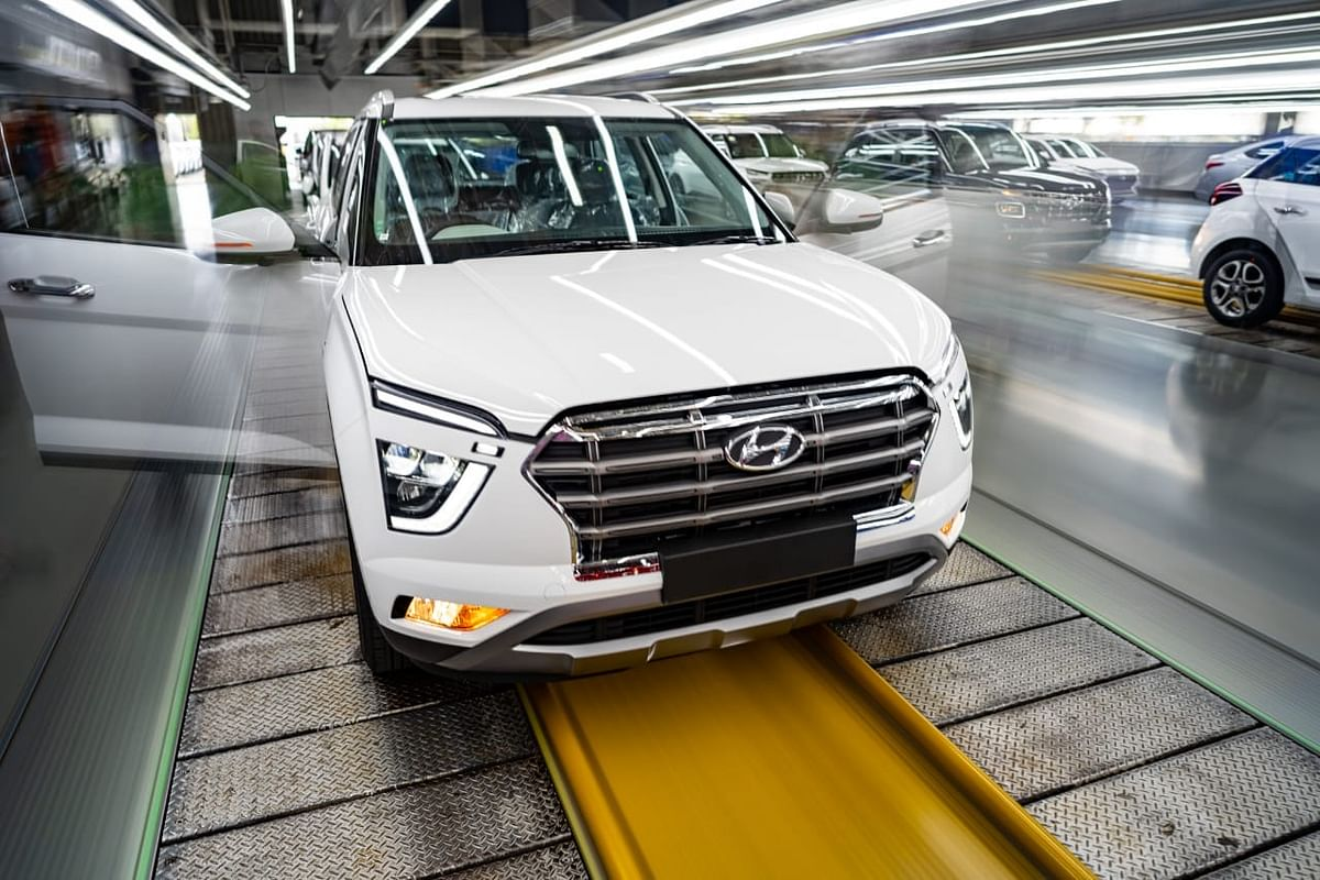Hyundai Motor India see a sharp sales drop in March due to Coronavirus