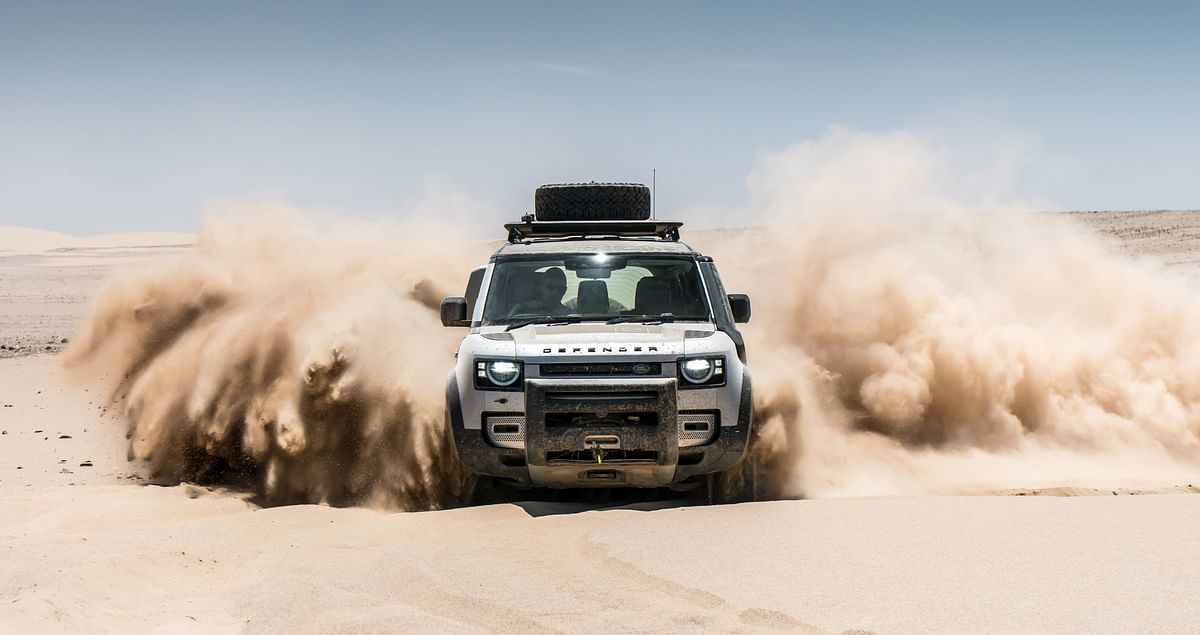 New Land Rover Defender: 5 astonishing facts about the icon