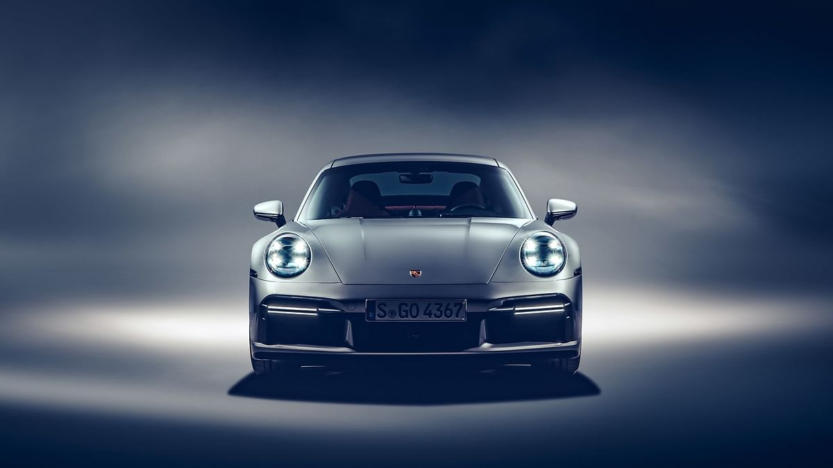 The underpinnings of the new Turbo S have been honed and enhanced and features a track that's 42mm wider at the front.