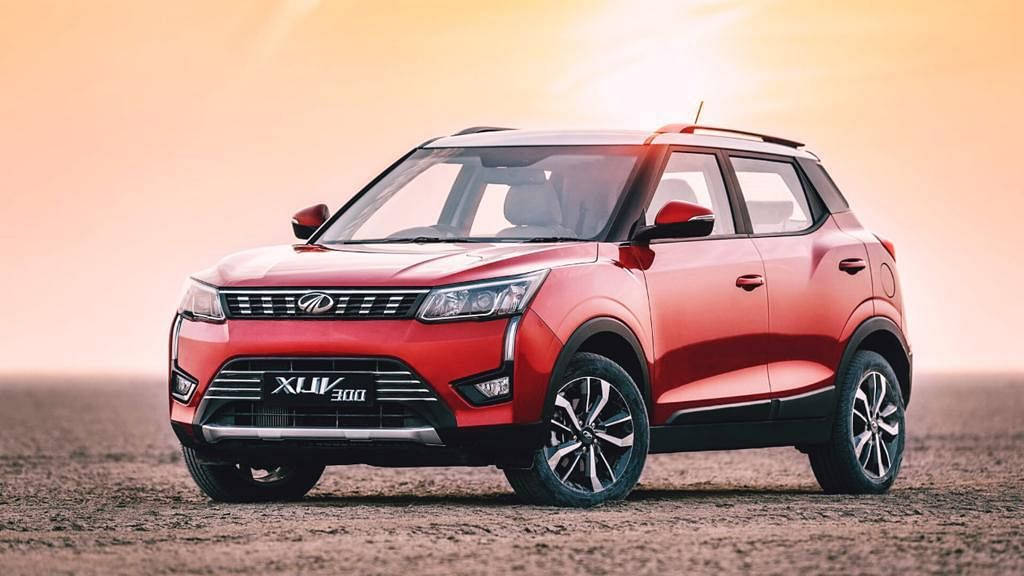 Mahindra XUV 300 gets BS6 diesel update; priced similar to BS4 versions
