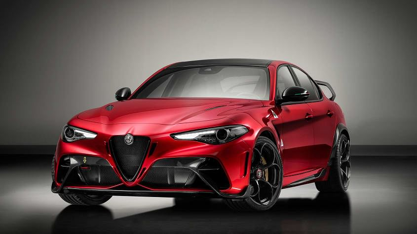 Giulia GTA and GTAm revealed