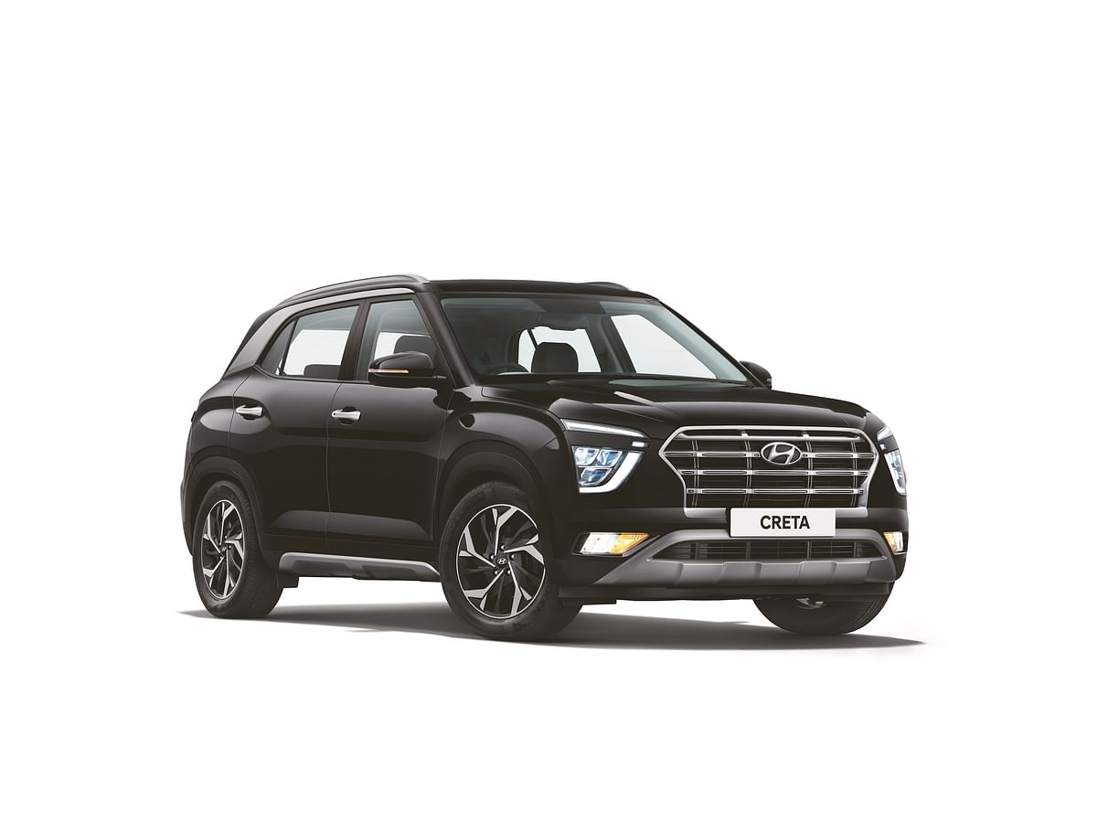 Hyundai introduces the Blue Link Advanced Connectivity Solutions for the new Creta