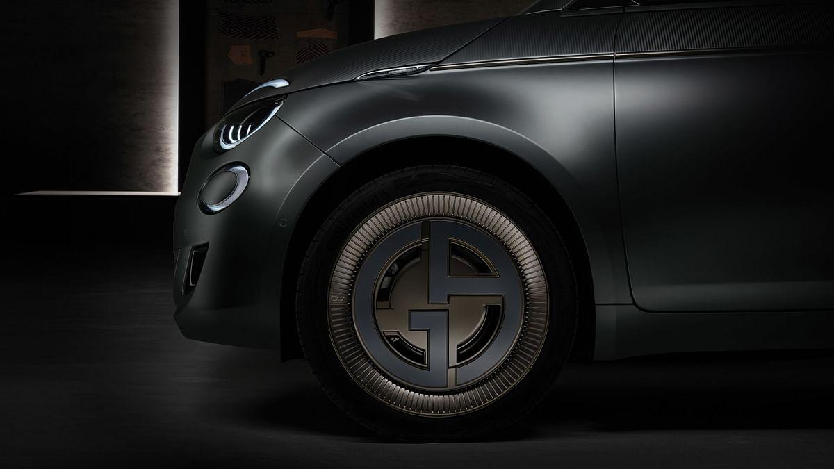 New 2020 Fiat 500 wheel
