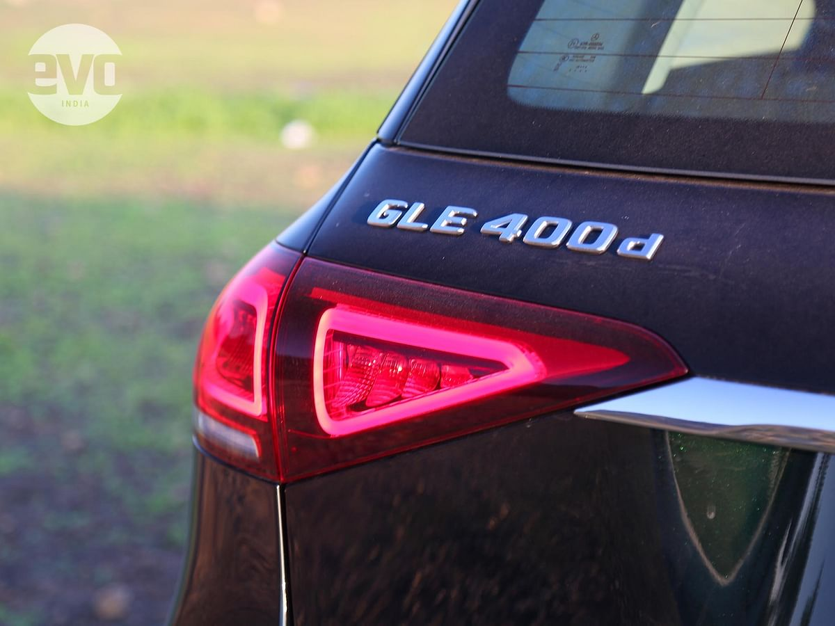 The 400d is pretty expensive for a car with the GLE badge