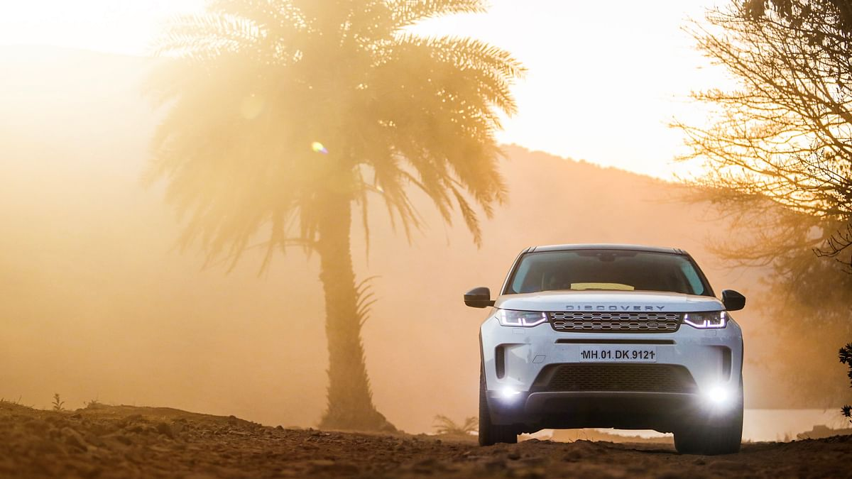 Land Rover Discovery Sport: First Drive Review