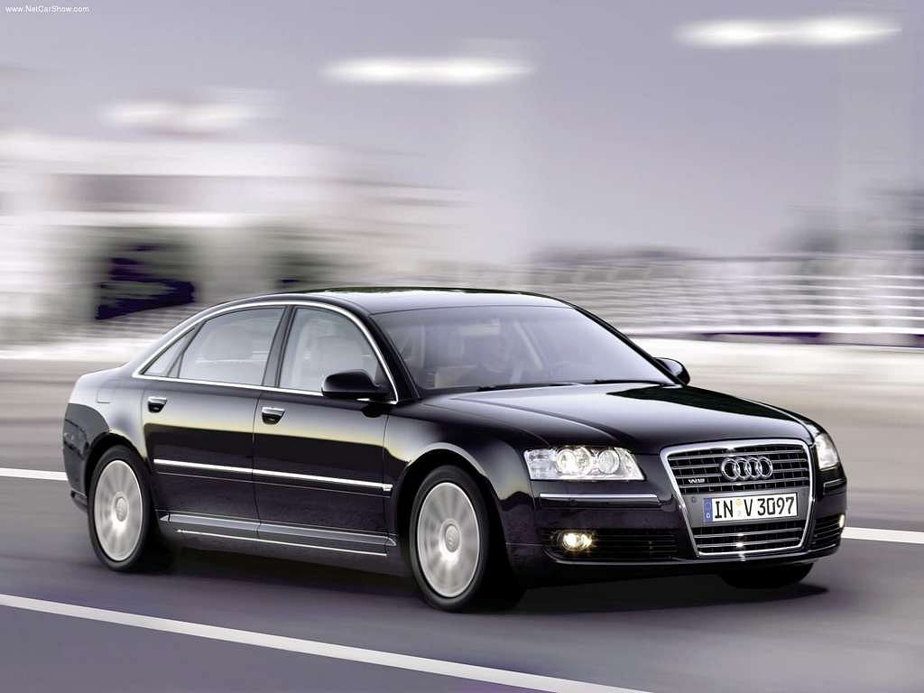 Evolution of the Audi A8 | Which one is your favourite?