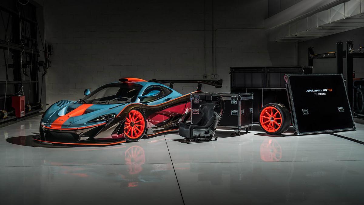 Lanzante McLaren P1 GTR-18 kit