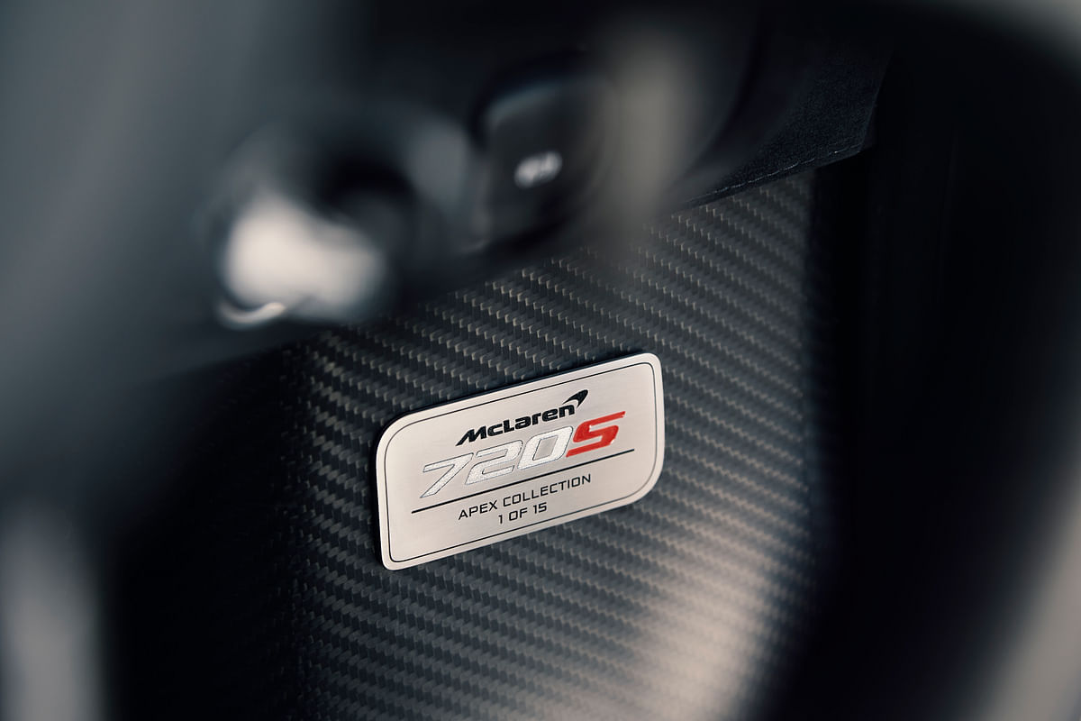 Mclaren extensively uses carbonfibre on it's road cars