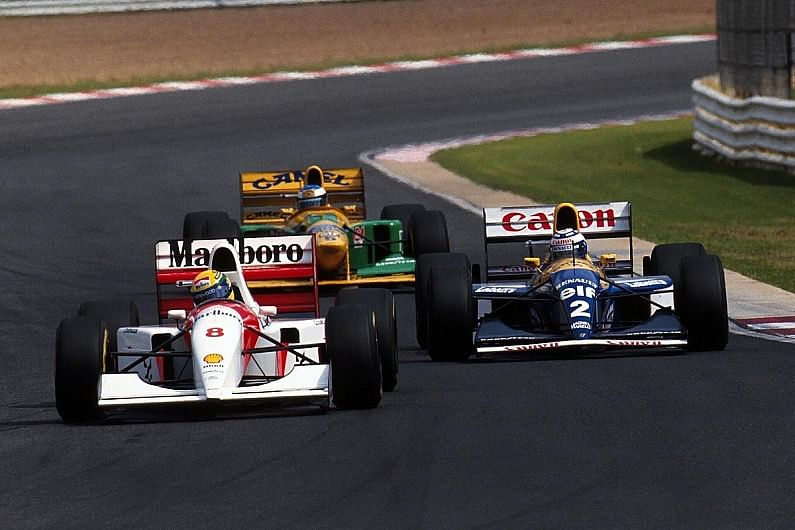 Star sports all set to show some classic F1 races