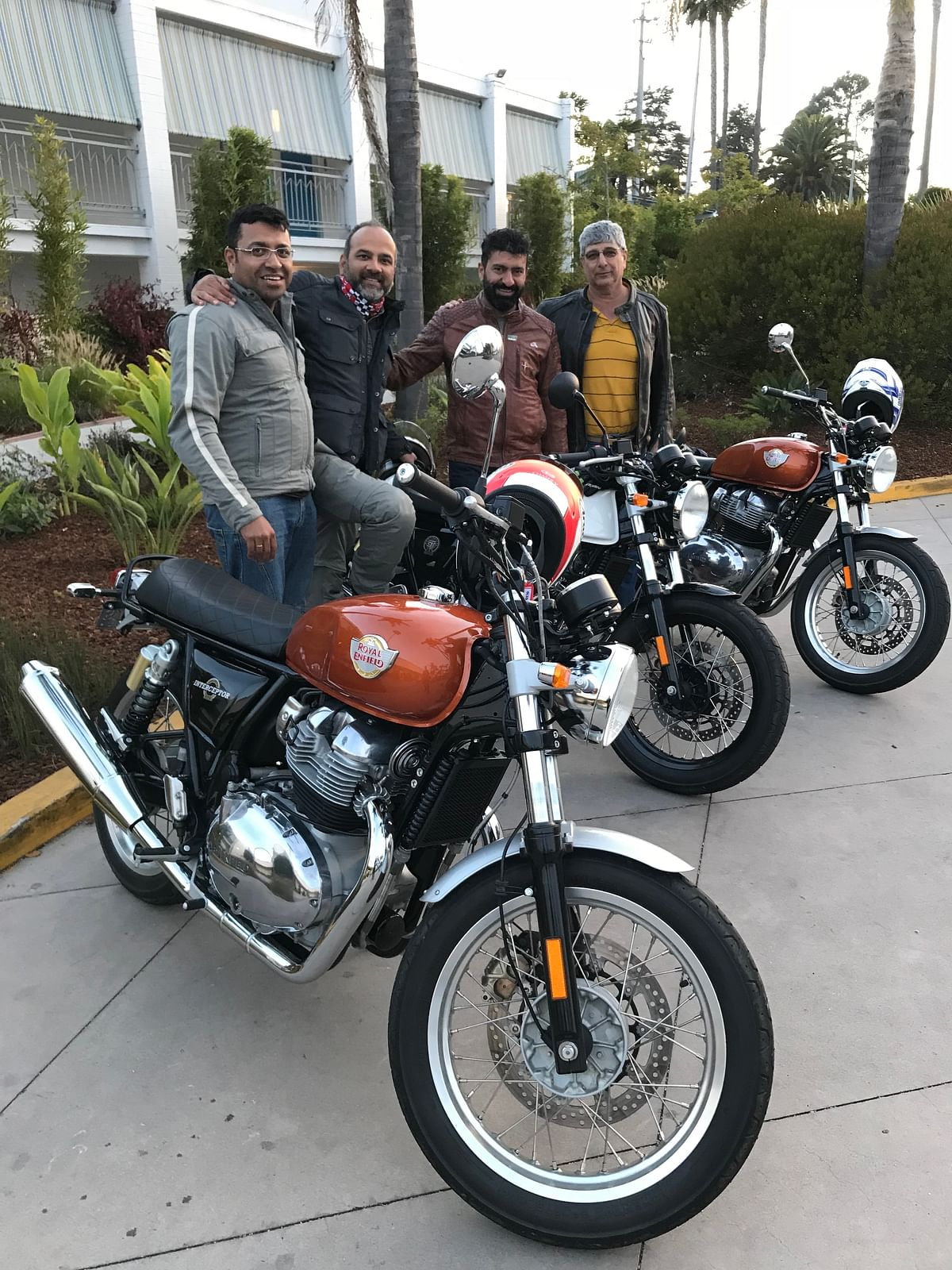 Royal Enfield brought Rudratej Singh into the Indian automotive world, after he'd spent over 16 years at Unilever.