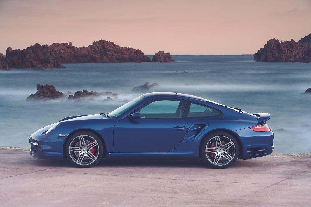 997 911 Turbo