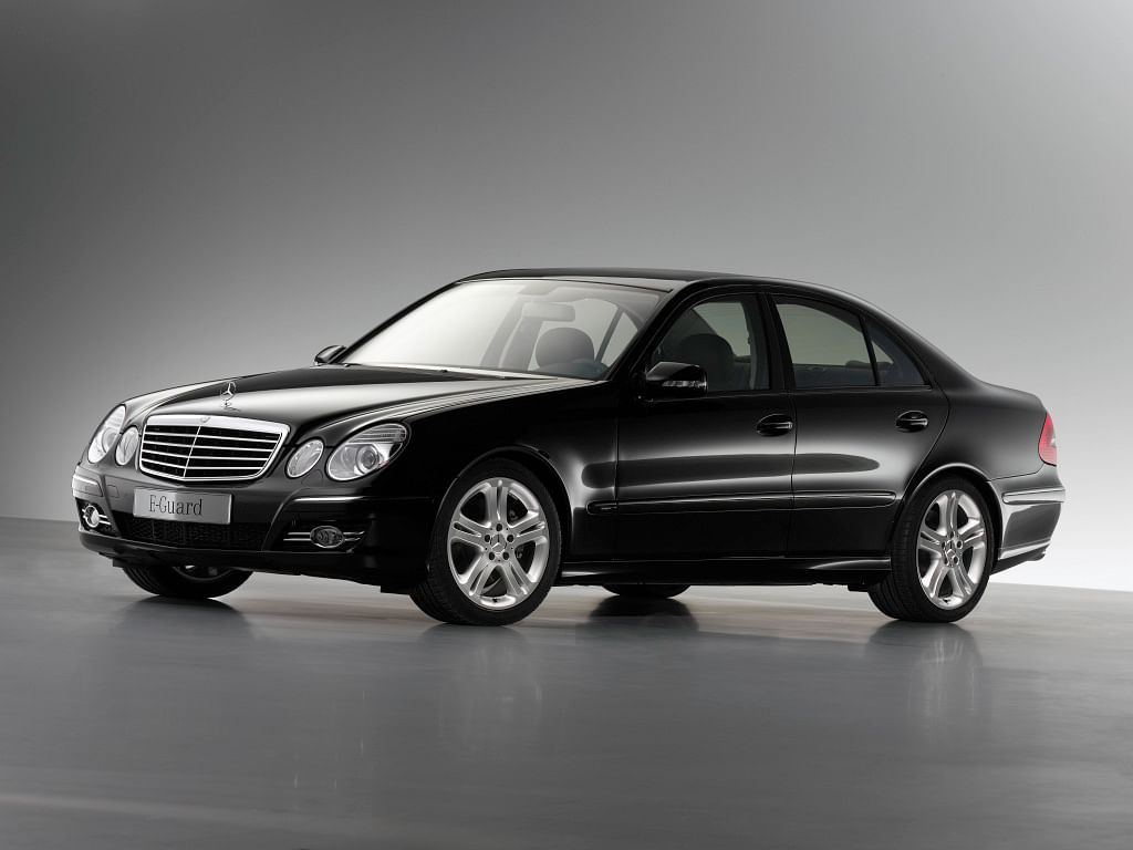 W 211 onwards, the E-Class just screamed technology, as if you were sitting in a science class