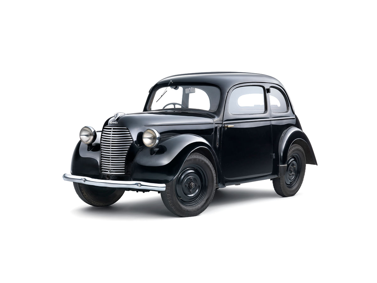 Lesser-known models from Skoda Auto's 125-year history – The Skoda Sagitta