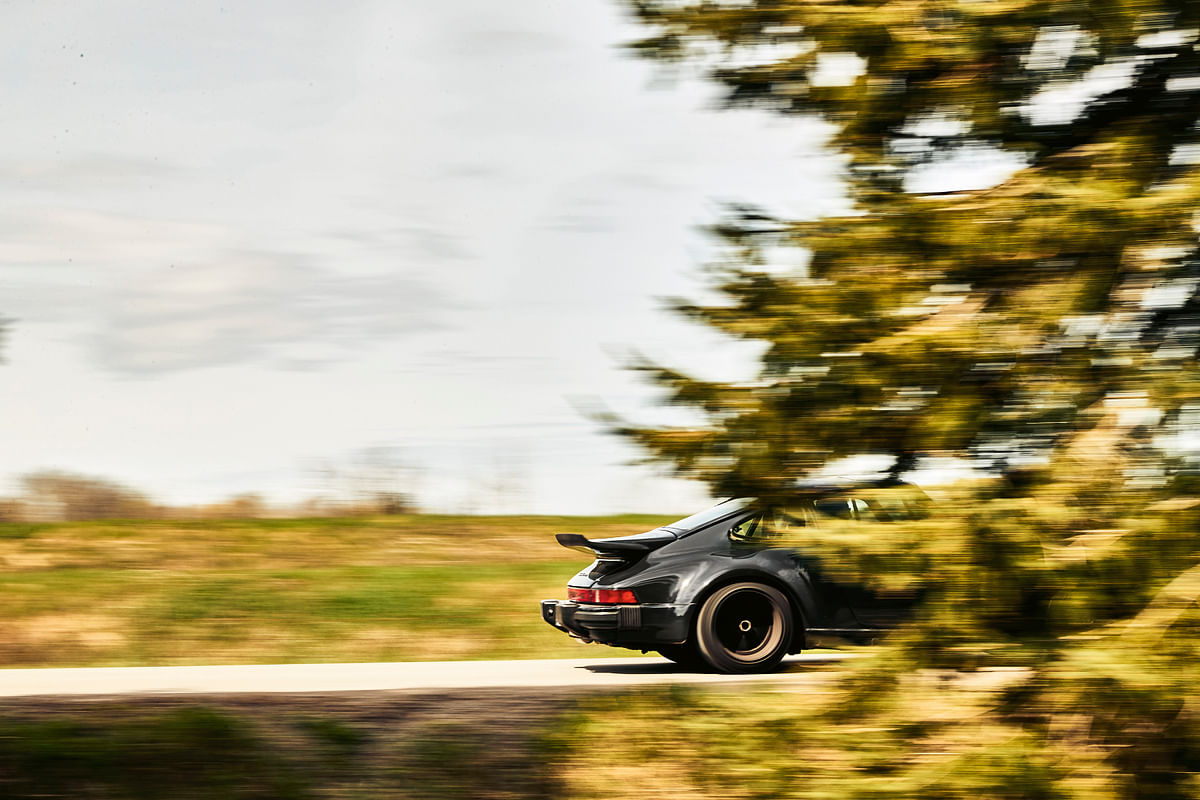 Spoolers Ahead! Tracing the history of the Porsche 911 Turbo