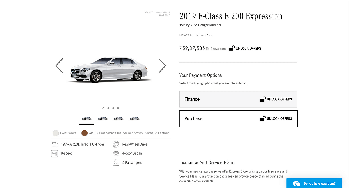 You can spec-up your Mercedes-Benz exactly how you like
