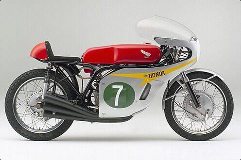 1966 Honda RC 166