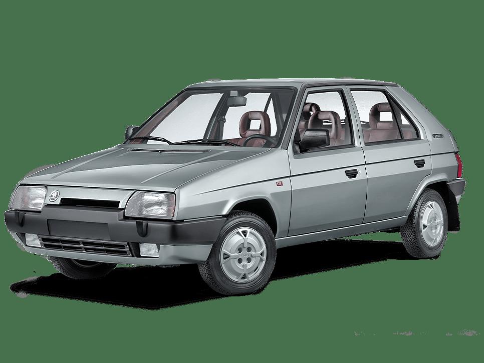 1985 Skoda Favorit