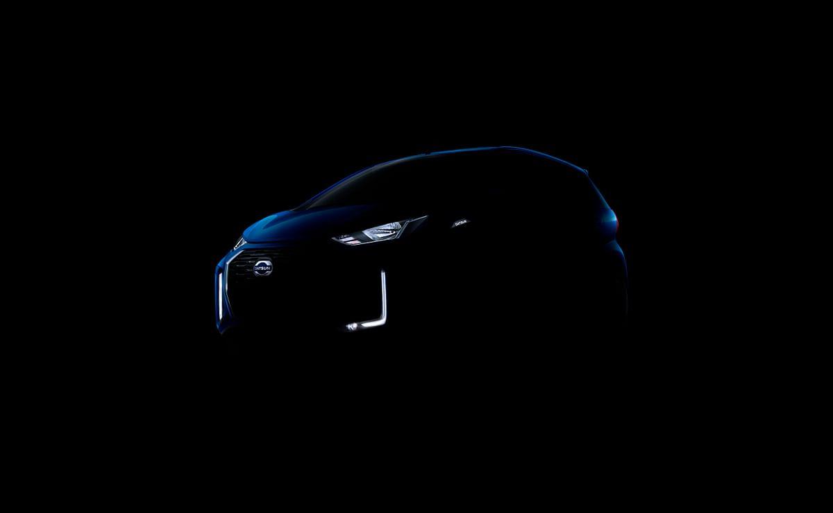 Datsun has teased the Redi-Go facelift
