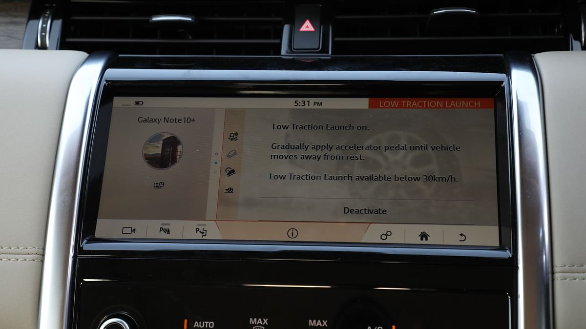 The biggest change is to the infotainment system which now gets a thorough overhaul with the Touch Pro making an appearance on the Discovery Sport as well as CarPlay and Android Auto as standard.