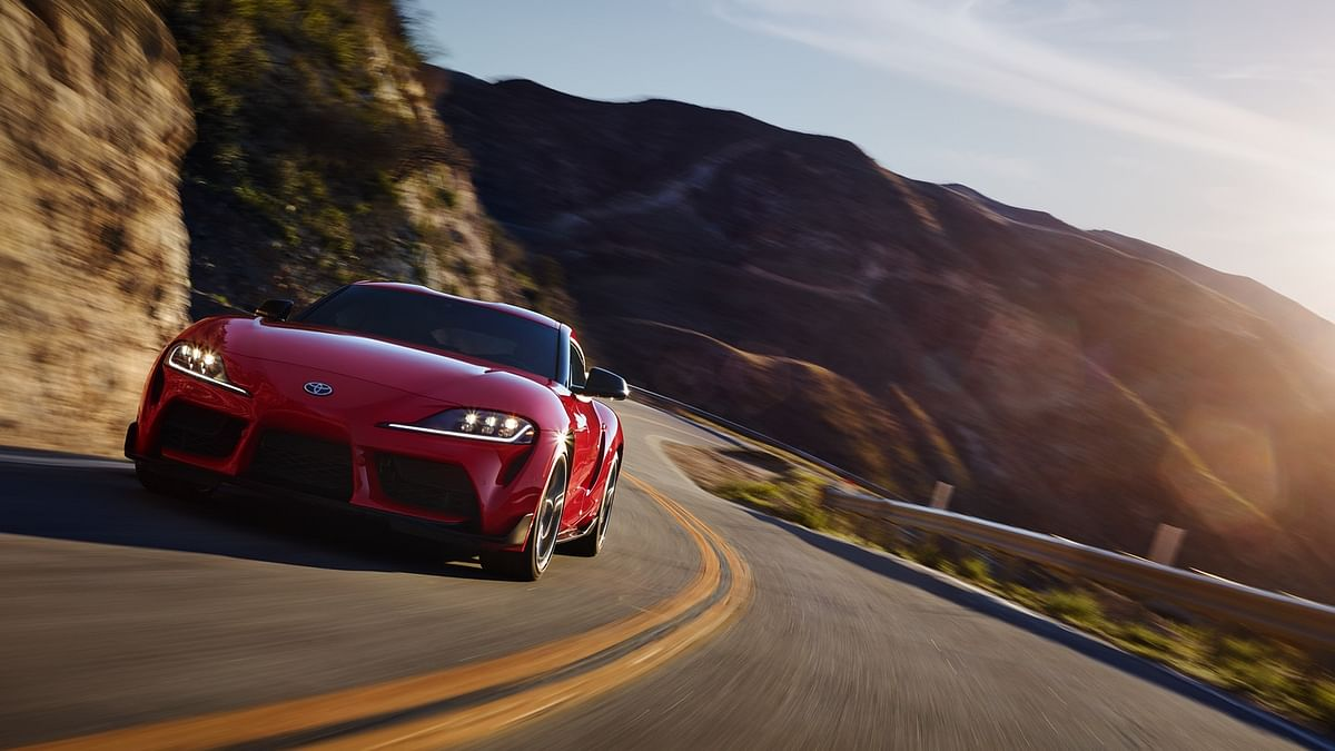 The latest iteration of the Toyota Supra is heavily based on the BMW Z4