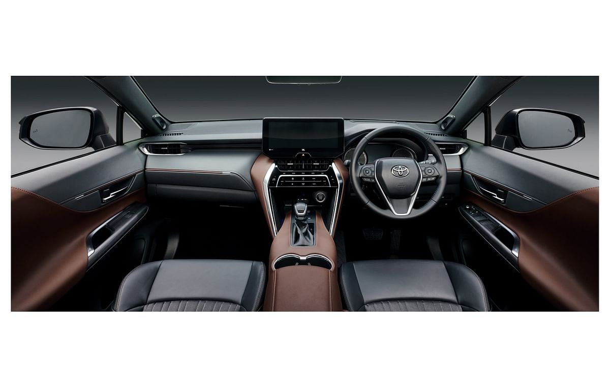 The cabin feels well-appointed with leather trimmings and has a new upmarket feel